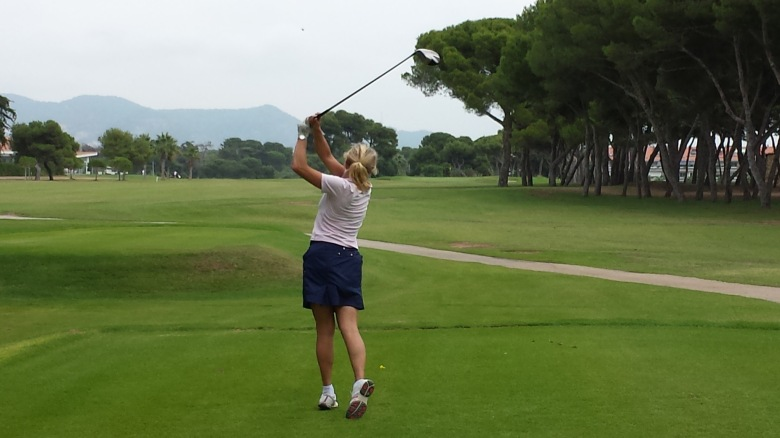 Golf på Terramar