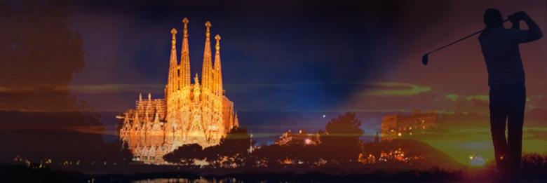 Golfweekend till Barcelona
