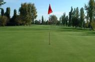 Klassisk Italiensk golfbana