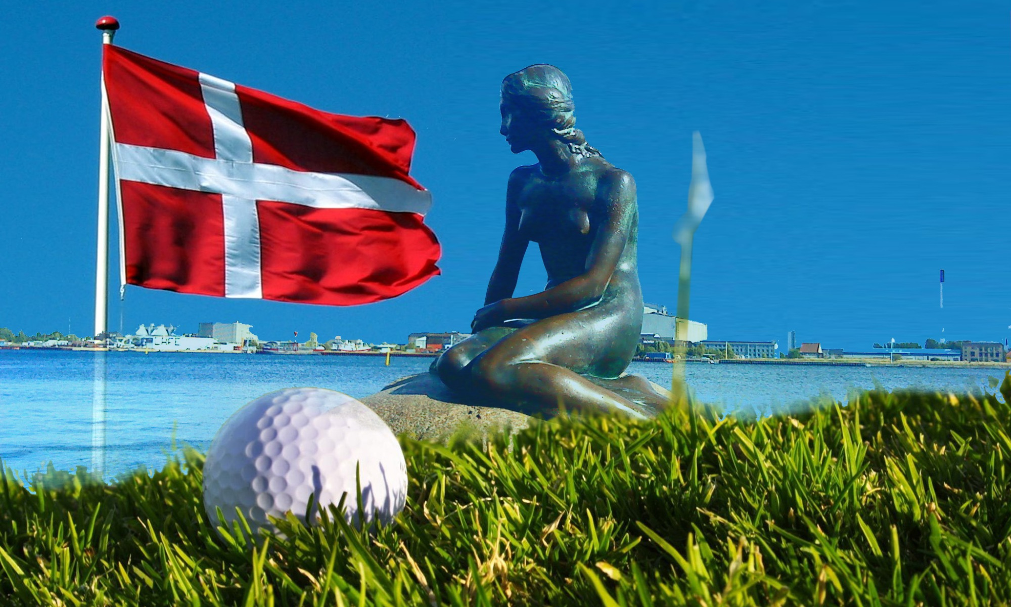Golfresa Köpenhamn